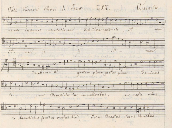 Gallus Ave Maria 8 v manuscrit tenor choeur 2.png