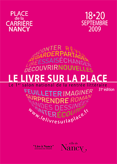 Affiche Le livre sur la place 2009.png