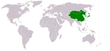 Asie de l'Est