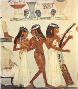 Tomb of Nakht - three musicians.png