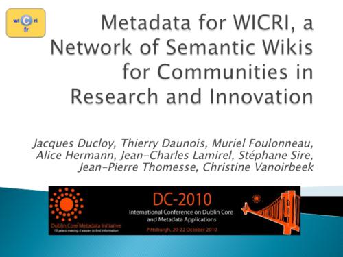 DC 2010 Wicri slide 01.png