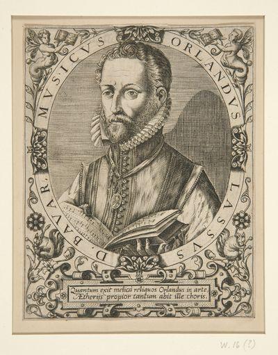 Orlando Lassus, from J.J. Boissard, Yale.jpg