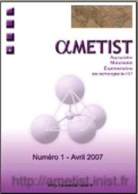 Ametist Numéro 1 couverture.png