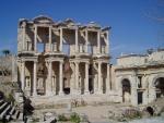 Avant: la bibliothèque d'Éphèse