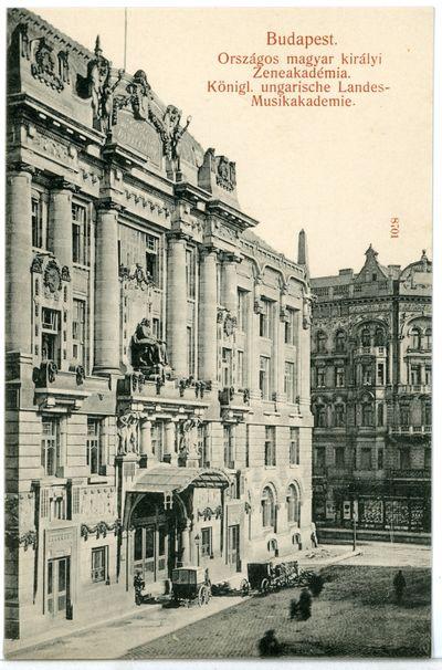 08701-Budapest-1907-Ungarische Landes-Musikakademie-Brück & Sohn Kunstverlag.jpg