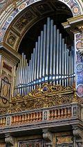 orgue de la Basilique Saint-Jean-de-Latran