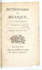 Dictionnaire de musique Tome 1 Rousseau Jean-Jacques.jpeg