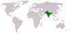 Sous continent indien