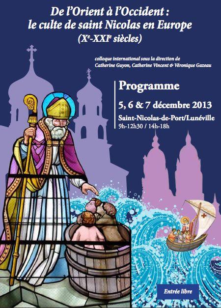 Visuel Culte de St Nicolas en Europe 2013 Lunéville.jpg
