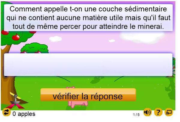 Jeu sur http://zondle.fr.